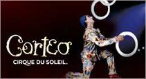 Corteo! By Cirque du Soleil.